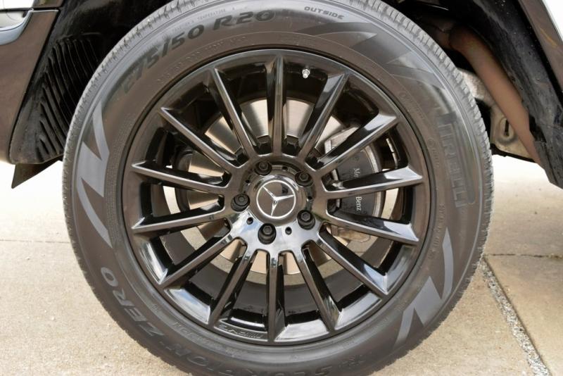 Mercedes-Benz G-Class 2021 price $175,500