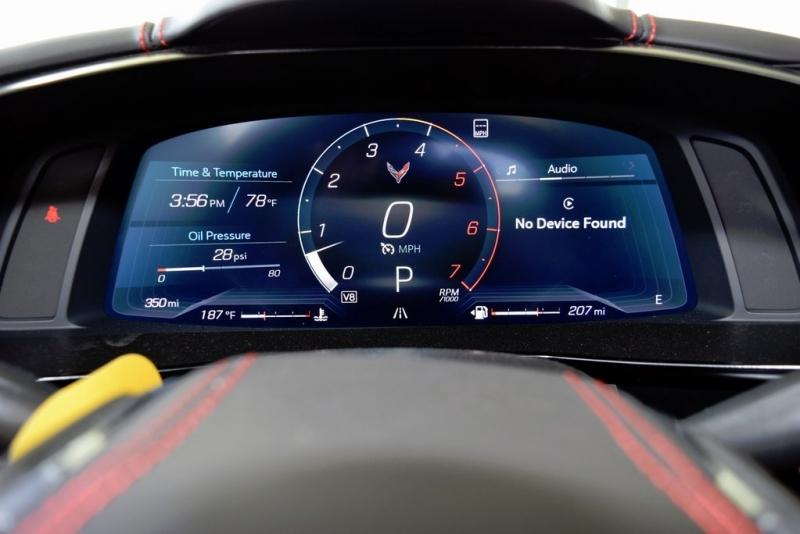 Chevrolet Corvette 2021 price $124,500