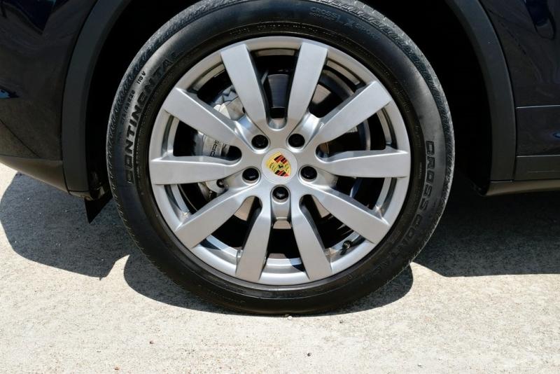 Porsche Cayenne 2017 price $48,990