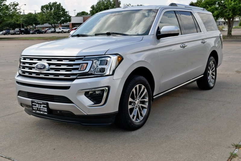 Ford Expedition Max 2018 price $44,790