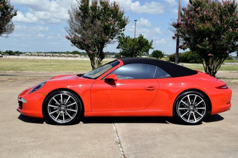 Porsche 911 2013 price $74,750