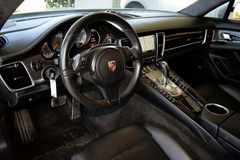 Porsche Panamera 2013 price $43,750