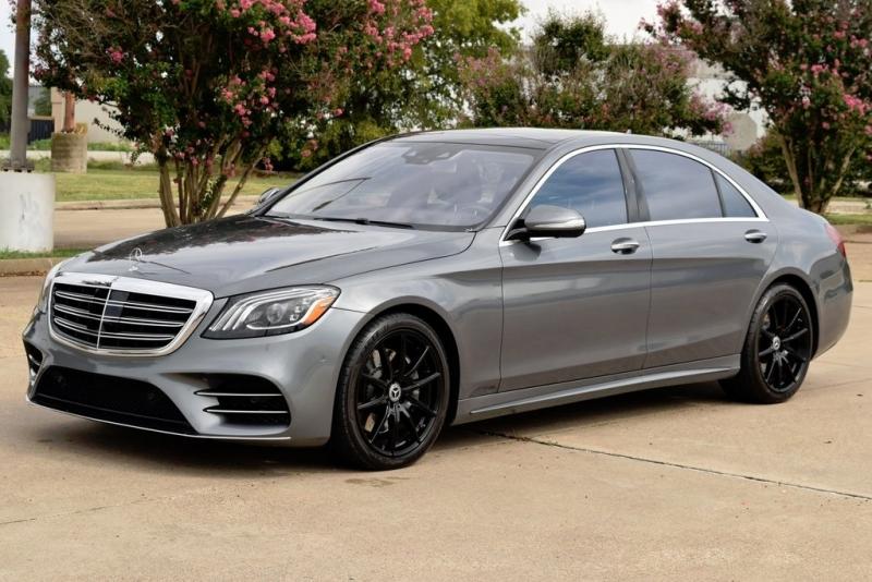 Mercedes-Benz S-Class 2020 price $94,990