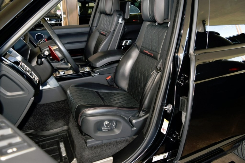 Land Rover Range Rover 2017 price $92,500