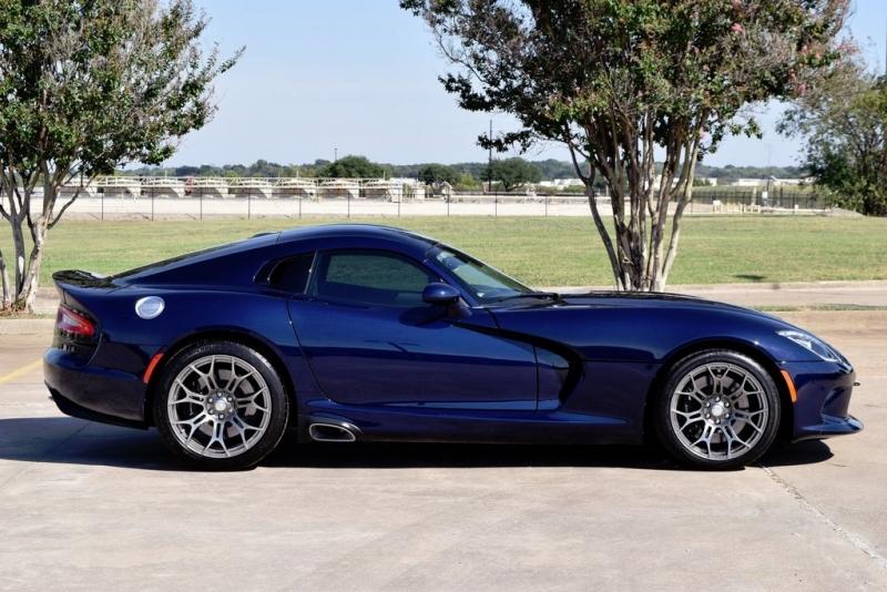 Dodge Viper 2015 price $129,900