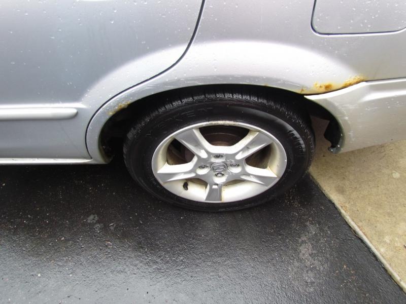 Mazda Protege 2003 price $1,875