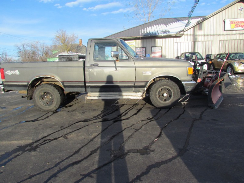 Ford F-150 1991 price $6,999