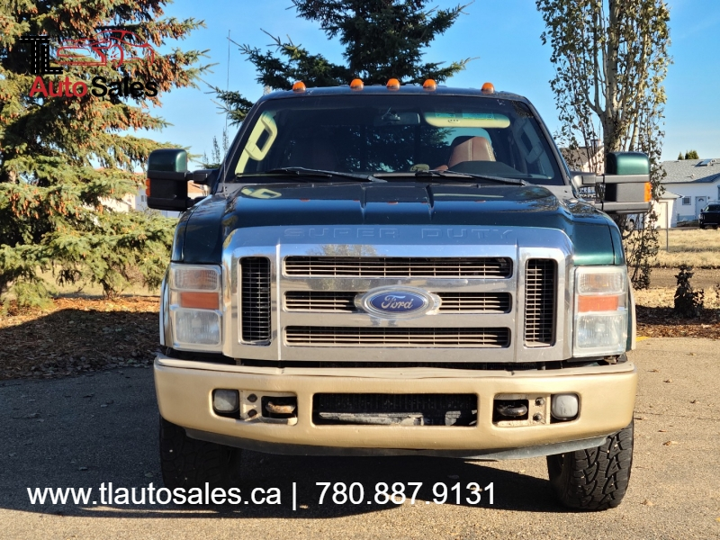 Ford Super Duty F-350 SRW 2008 price $19,999