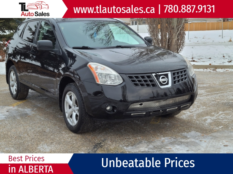 Nissan Rogue 2009 price $6,999