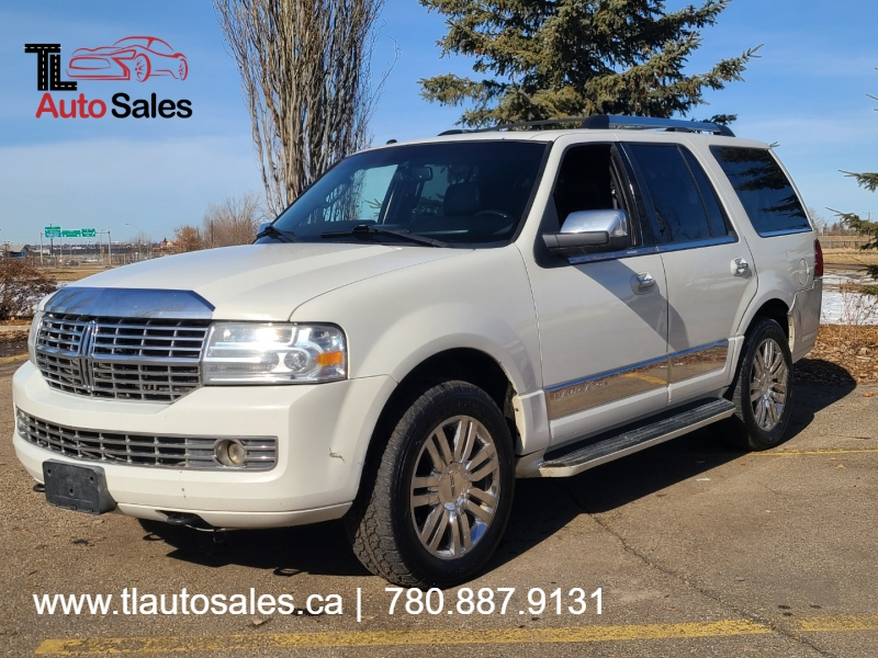 Lincoln Navigator 2008 price $6,800