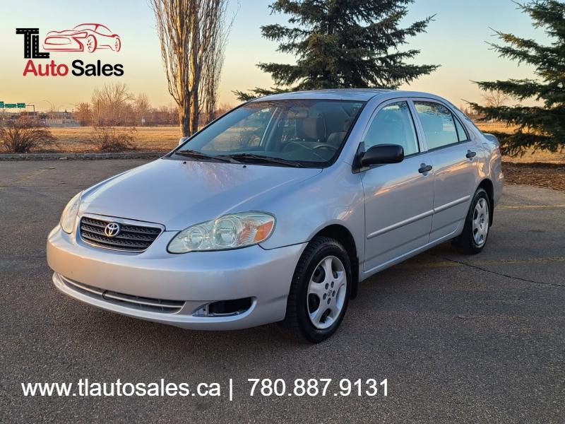 Toyota Corolla 2006 price $4,800