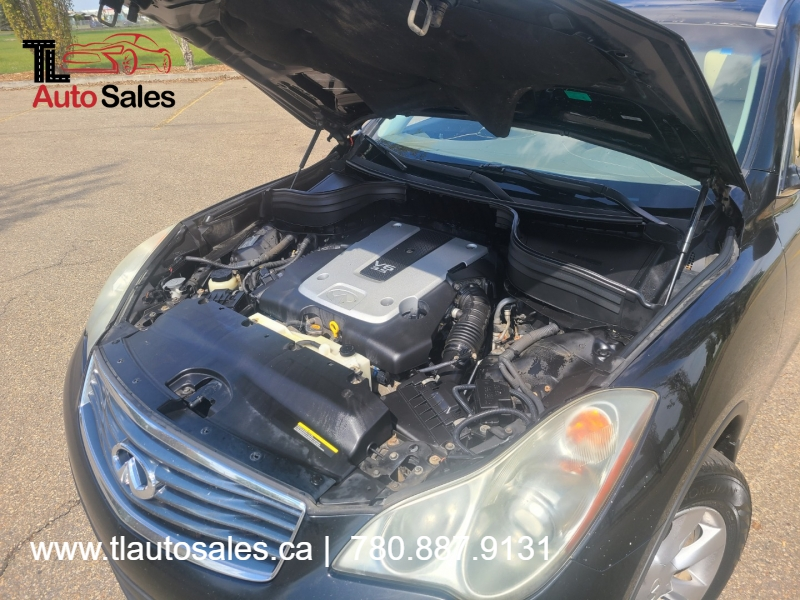 Infiniti EX35 2010 price $5,999