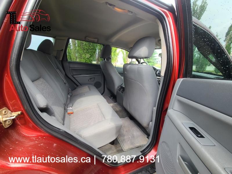 Jeep Grand Cherokee 2007 price $5,800