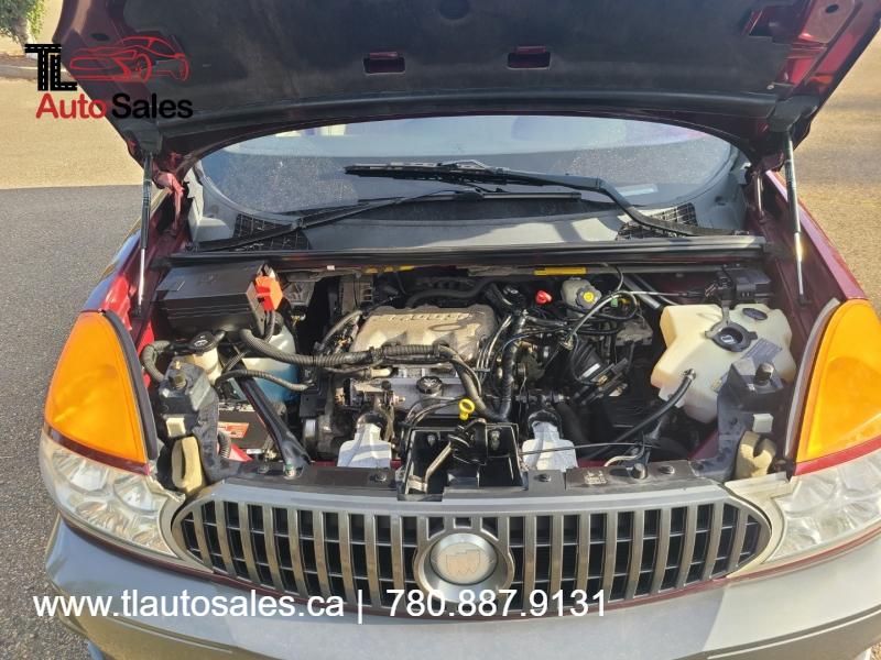 Buick Rendezvous 2003 price $3,800