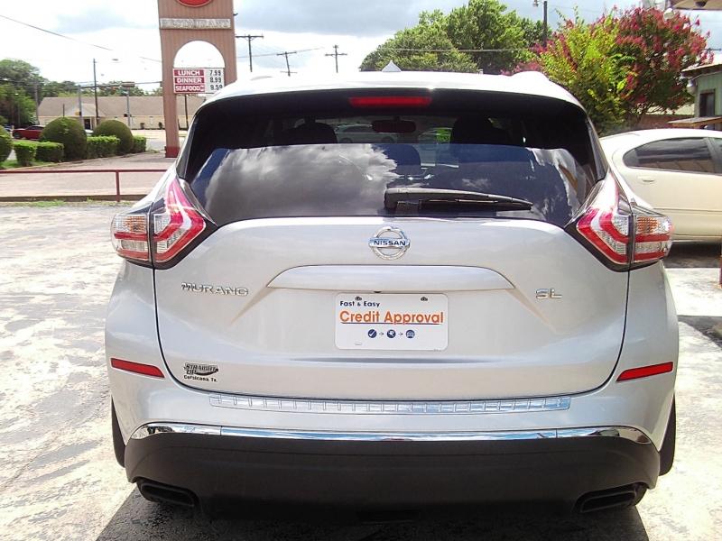 Nissan Murano 2015 price SOLD