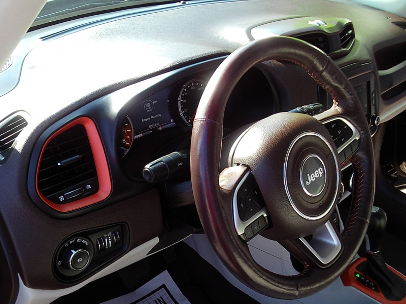 Jeep Renegade 2015 price SOLD