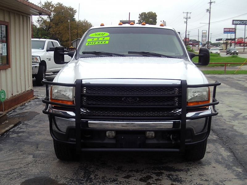 Ford Super Duty F-250 2001 price SOLD