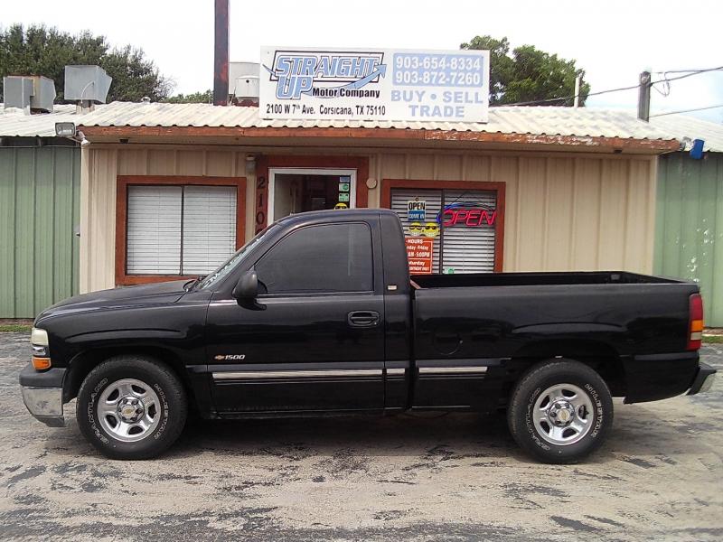 Chevrolet Silverado 1500 2001 price SOLD