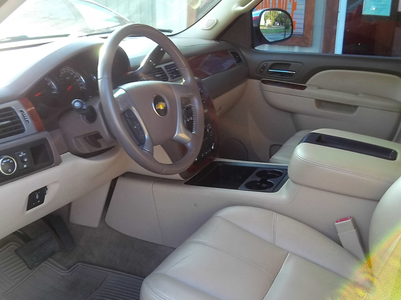 Chevrolet Tahoe 2013 price SOLD