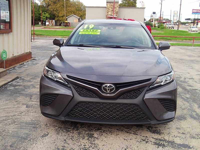 Toyota Camry 2019 price $20,990