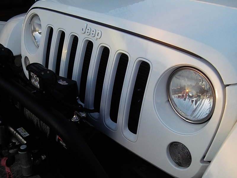 Jeep Wrangler Unlimited 2014 price SOLD