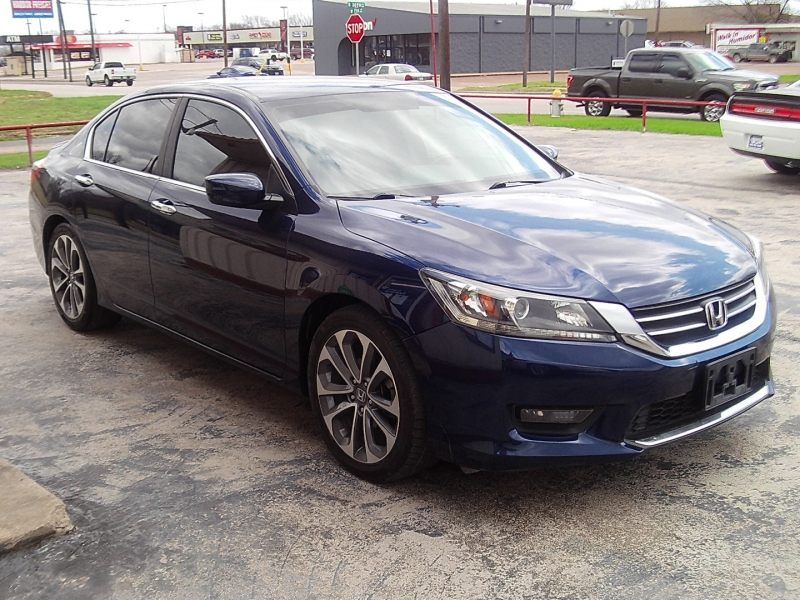 Honda Accord Sedan 2014 price SOLD