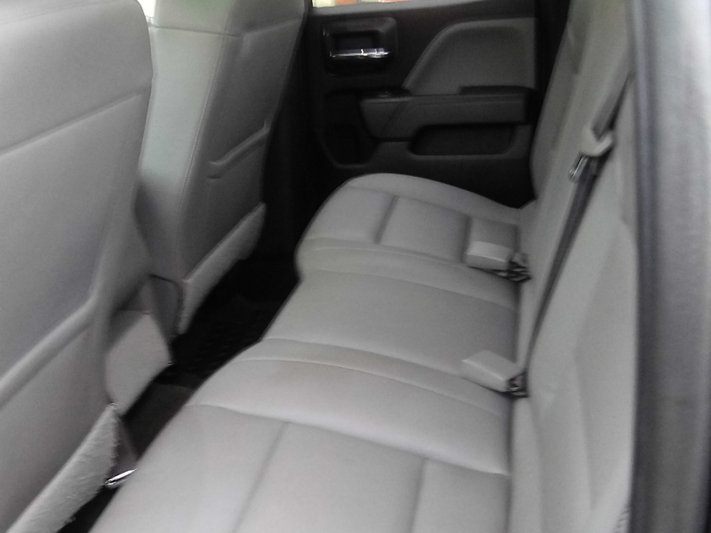 Chevrolet Silverado 1500 2017 price SOLD
