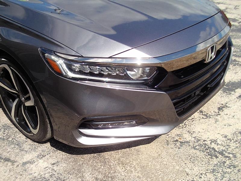 Honda Accord 2018 price SOLD