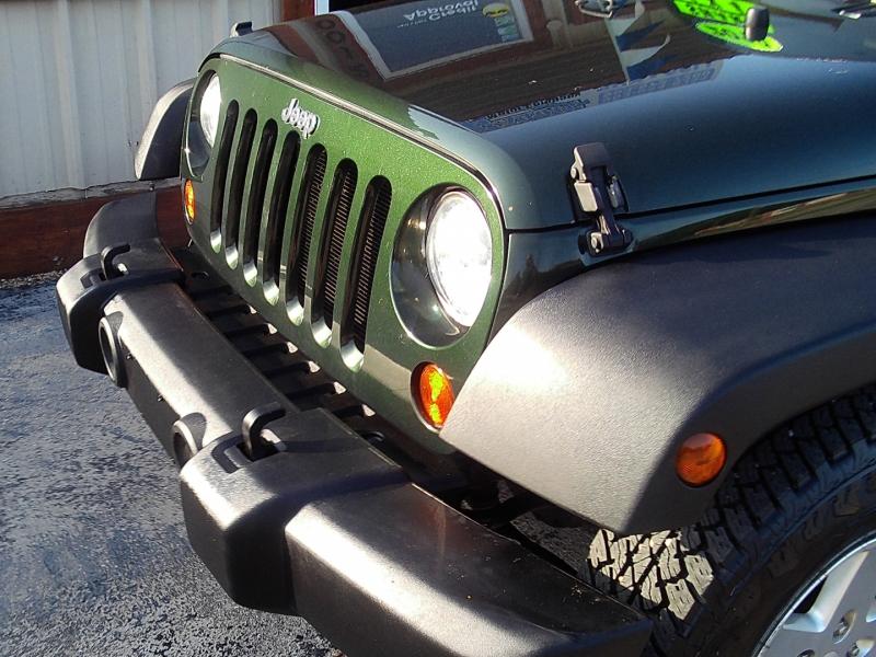 Jeep Wrangler Unlimited 2010 price SALE PENDING