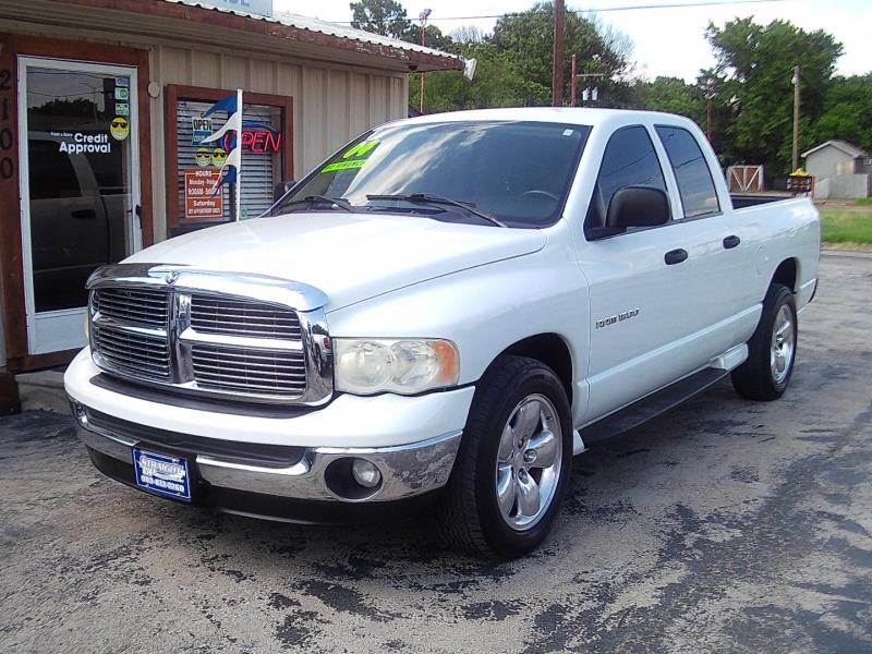 Dodge Ram 1500 2004 price SOLD