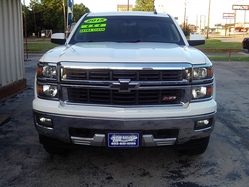 Chevrolet Silverado 1500 2015 price $27,450