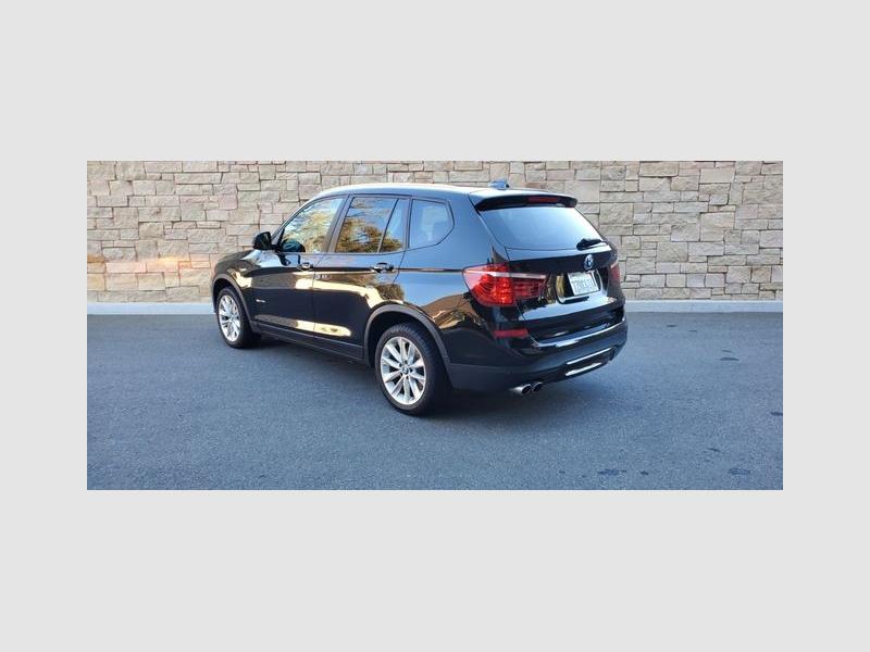 BMW X3 2017 price $21,550