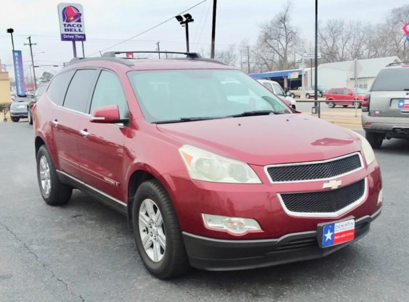 Chevrolet Traverse SUV 2009 price $8,995
