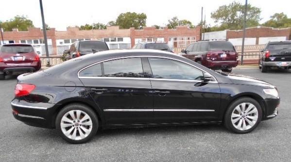 Volkswagen CC Sport Sedan 2011 price $8,995