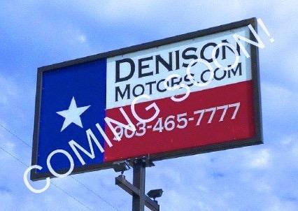 - Denison Motors 2020 price n/a