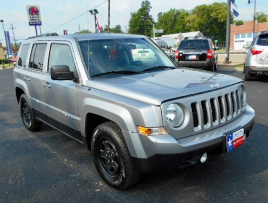 Jeep Patriot SUV 2016 price $12,995
