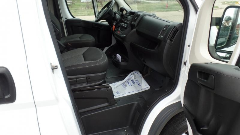 RAM ProMaster Cargo Van 2014 price $20,995
