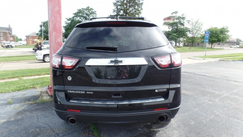 Chevrolet Traverse 2017 price $29,995