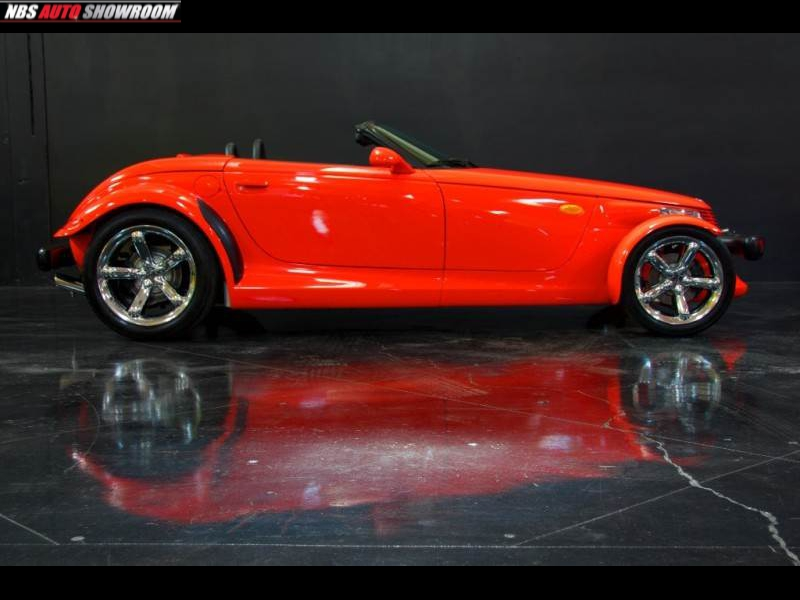 Plymouth Prowler 1999 price $34,999