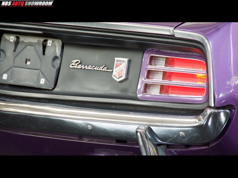 Plymouth BARRACUDA 1970 price $31,891