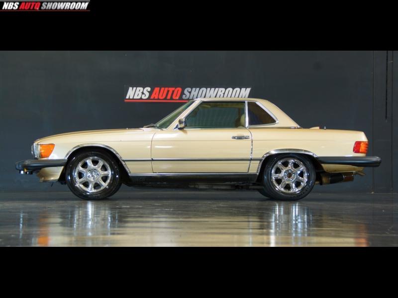 Mercedes-Benz 560 SL 1987 price $11,700