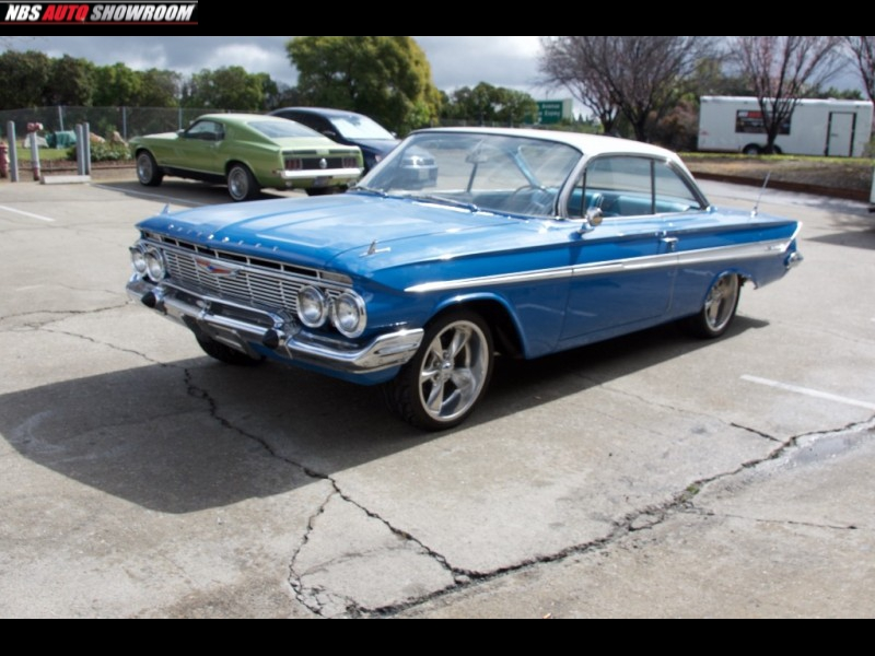 1961 Chevrolet Impala 409 Nbs Auto Showroom Bonded And Insured Dealership In Milpitas