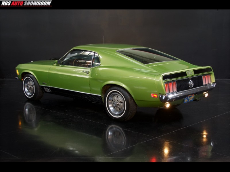 Ford Mustang 1970 price $36,888
