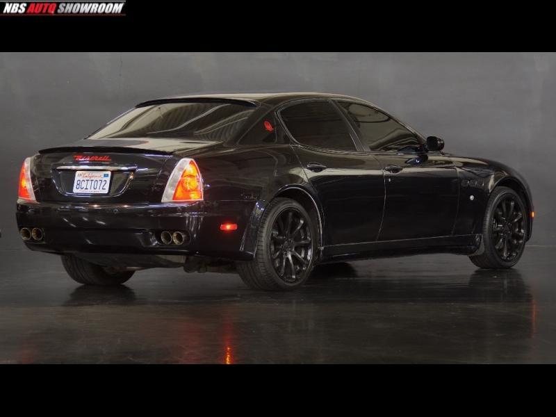 Maserati Quattroporte V 2006 price $17,500