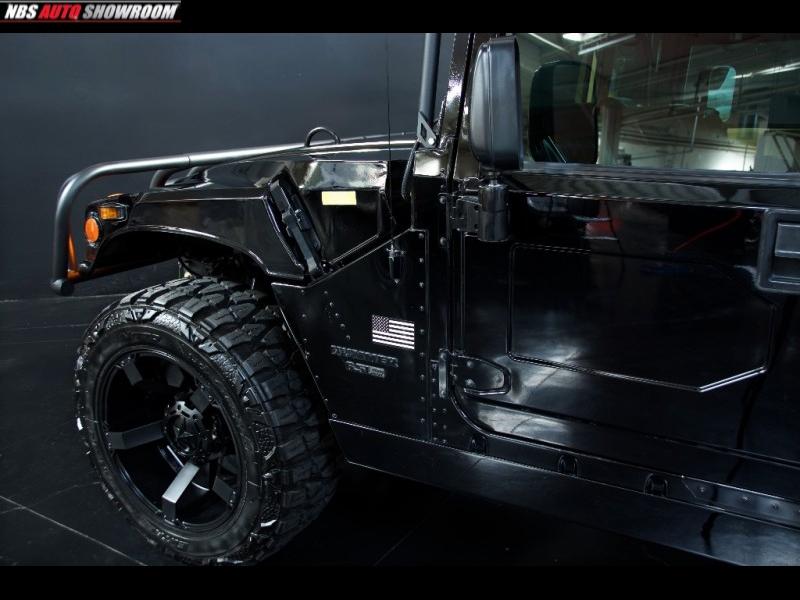 AM General Hummer 1997 price $57,563