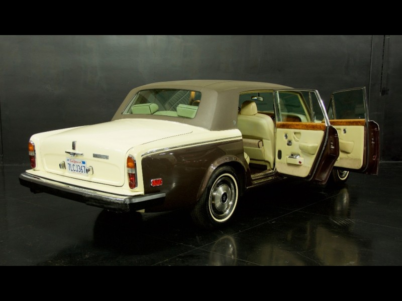 Rolls-Royce Silver Wraith II 1978 price $16,300