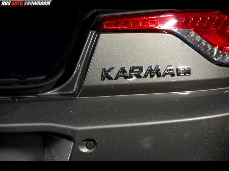 Fisker Karma 2012 price $42,000