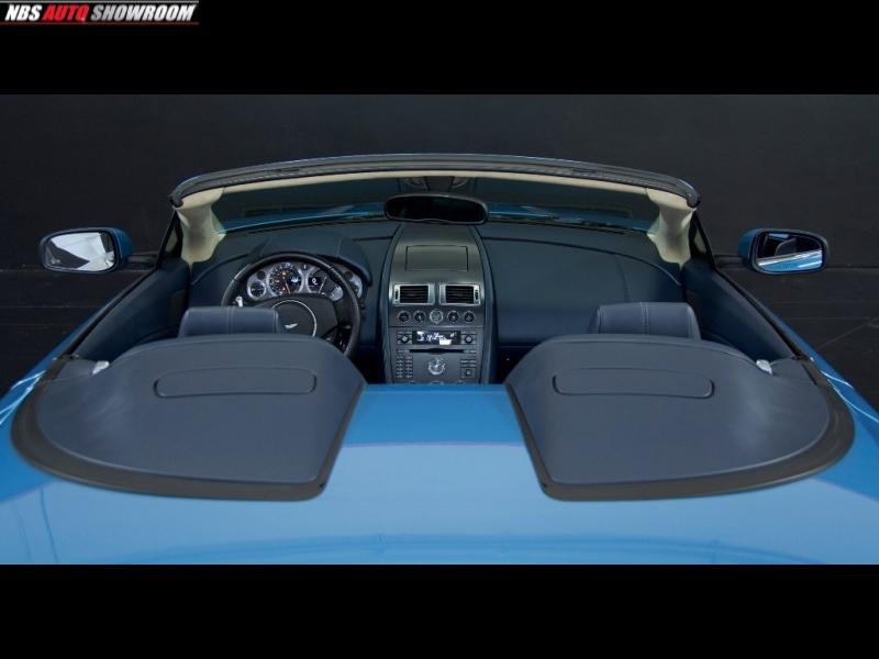 Aston Martin V8 Vantage 2008 price $37,000