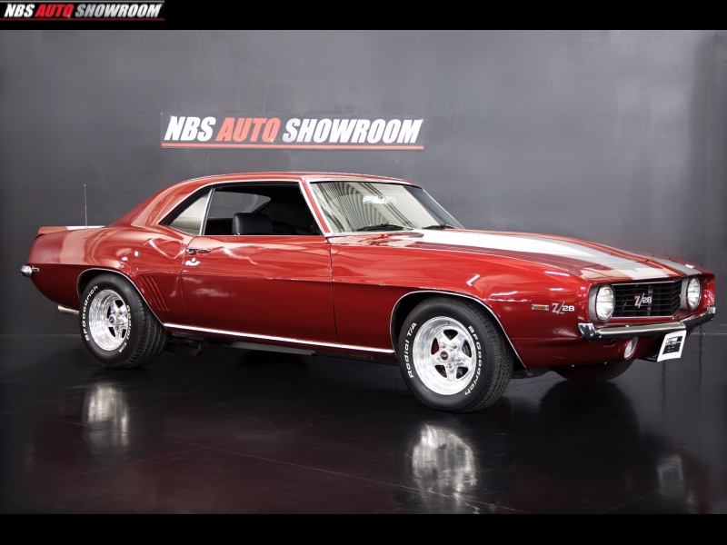 Chevrolet Camaro 1969 price $38,300