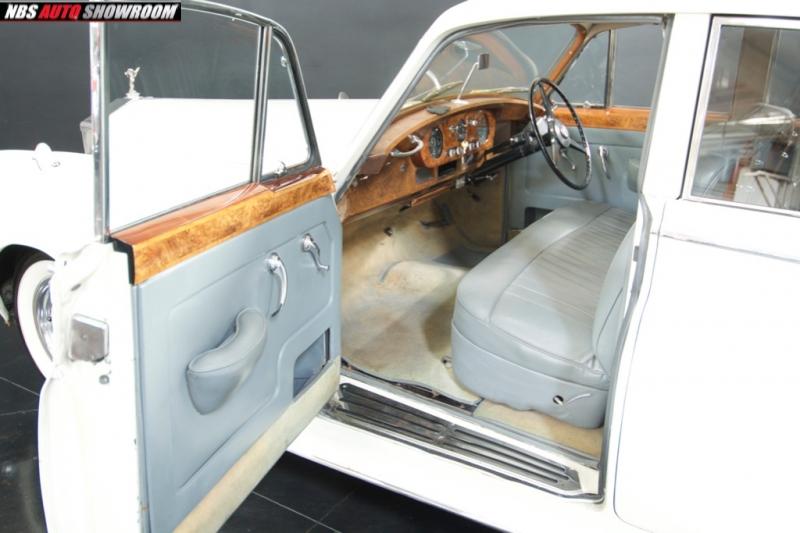 Rolls-Royce silver cloud 1957 price $27,000